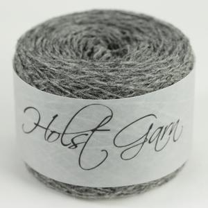 Holst Garn Supersoft Wool 003 Flannel Grey