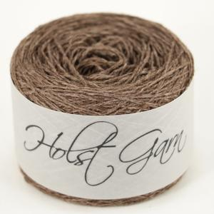 Holst Garn Coast Wool/Cotton 87 Warm Brown