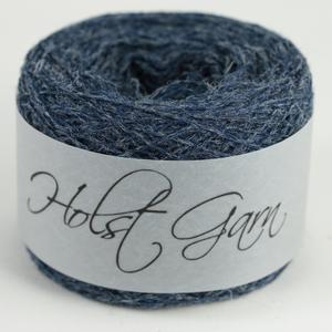 Holst Garn Supersoft Wool 058 Navy Heather