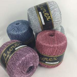 Lurex Glittery Yarn