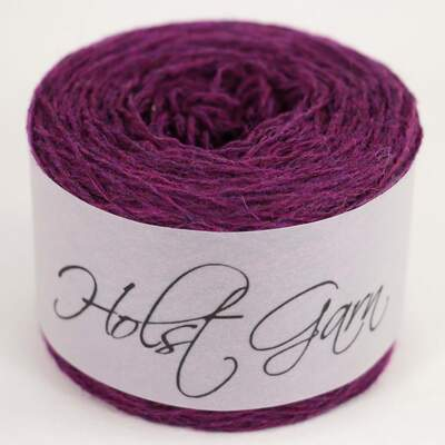 Holst Garn Supersoft Wool 100 Imperial Purple