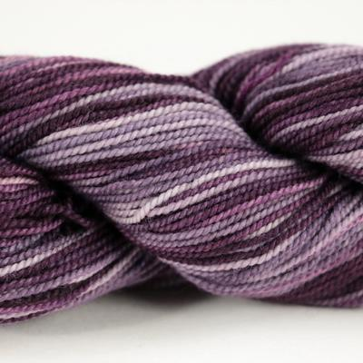 Holst Garn Highland Sock Yarn 17 Purple Touch