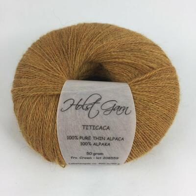 Holst Garn Titicaca Alpaca 35 Crown