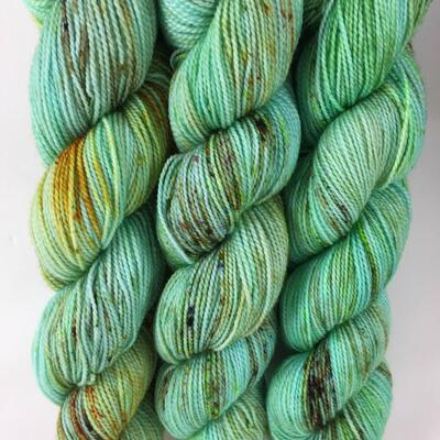 Holst Garn Handdyed Highland Lizzard