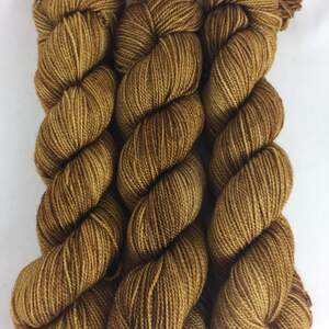 Holst Garn Handdyed Highland Golden